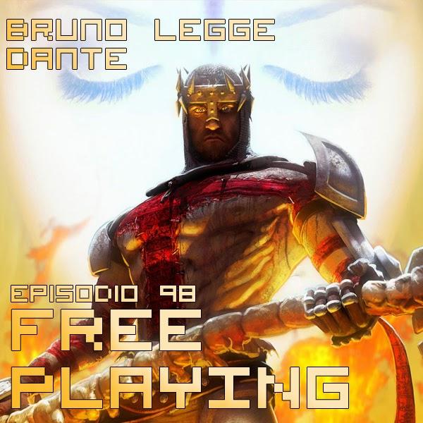 Free Playing #98: Bruno legge Dante