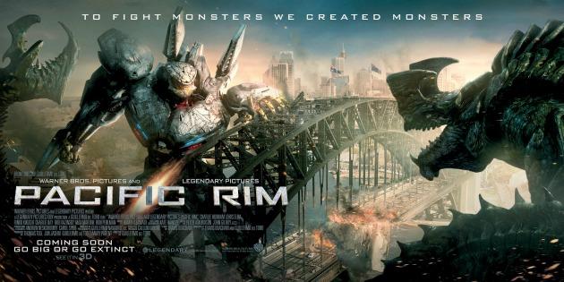 [FILM][FP105] Pacific Rim