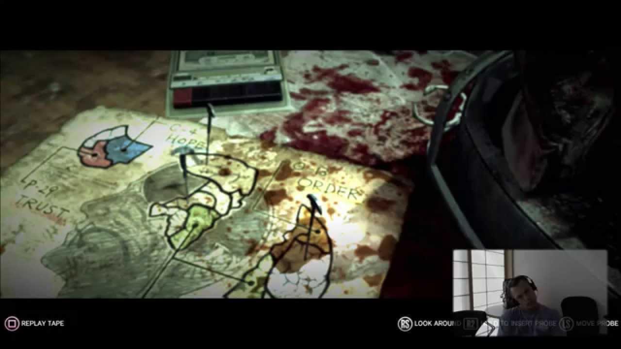 Un'ora di gameplay da The Evil Within