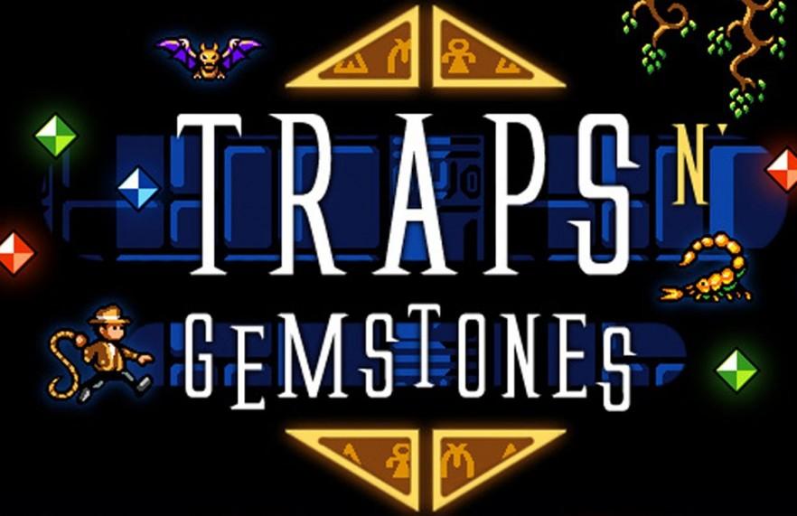 [VG][FP104] Traps 'n' Gemstones