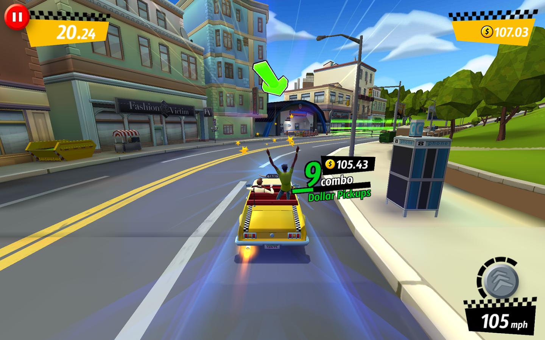 [VG] Crazy Taxi City Rush