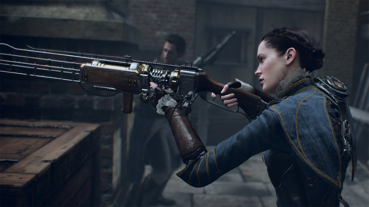 #TGS14: The Order 1886