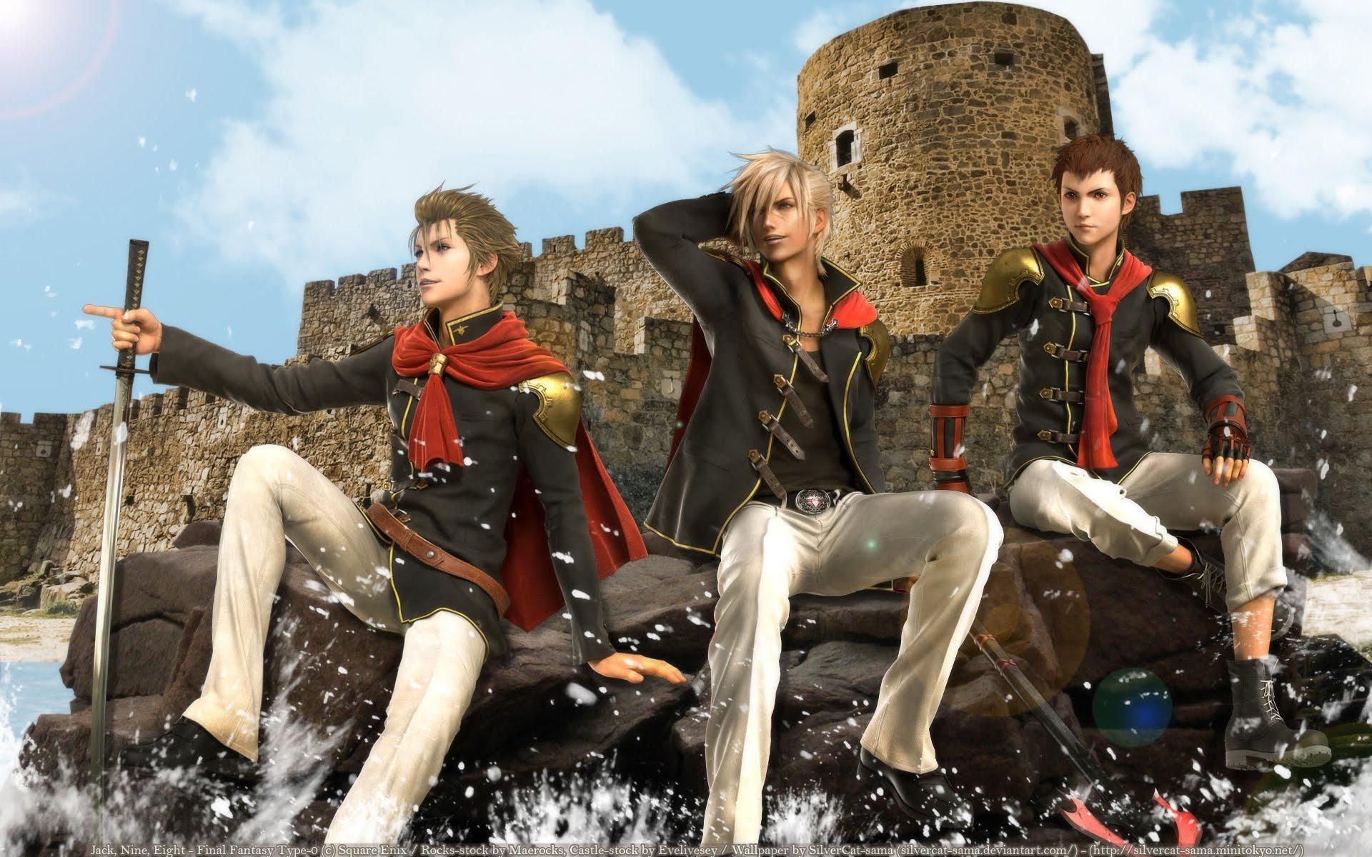 #TGS14: Final Fantasy Type-0
