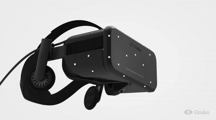 Crescent Bay, il nuovo prototipo di Oculus Rift