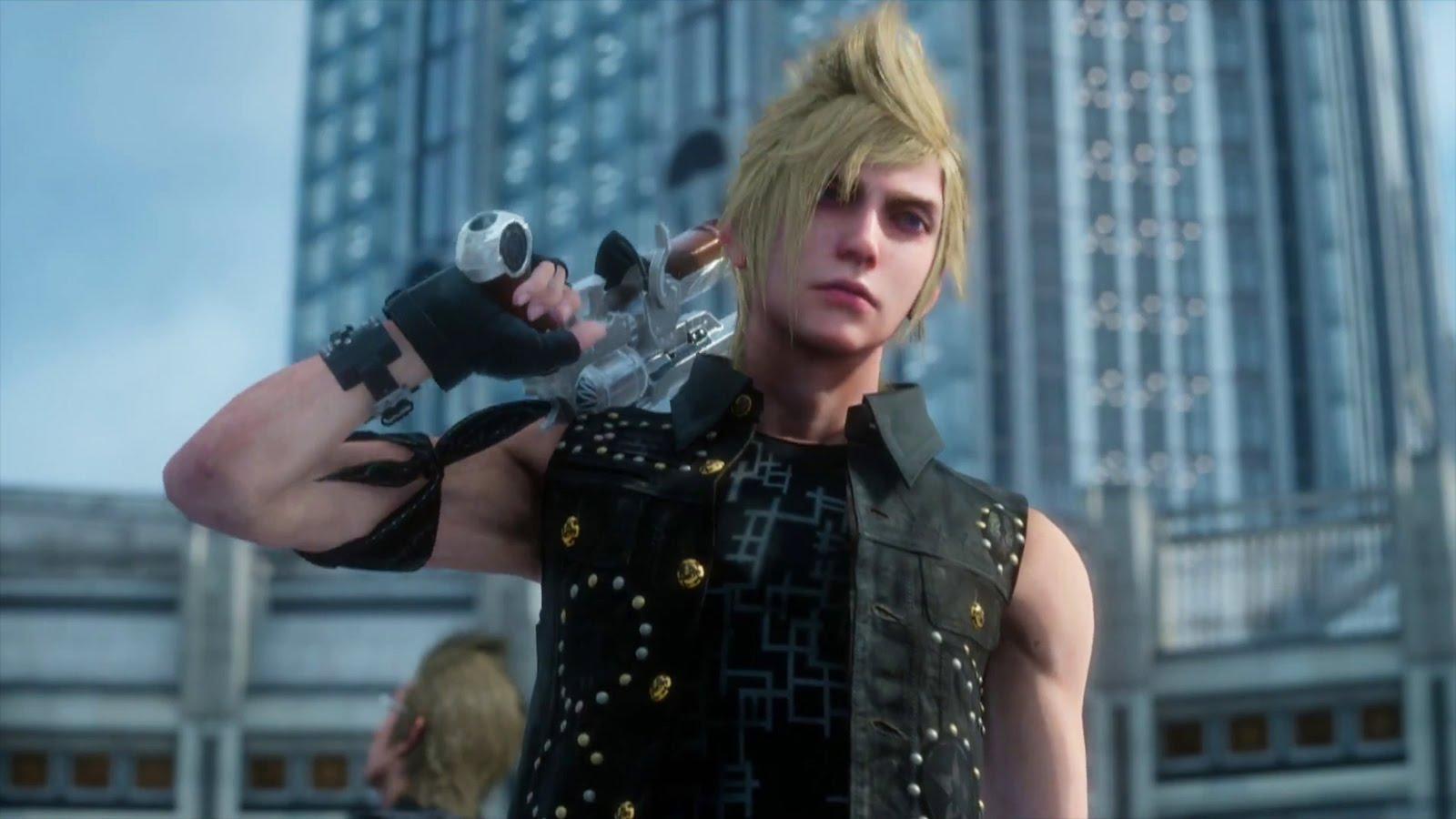 #TGS14: Un filmato in-game da Final Fantasy XV