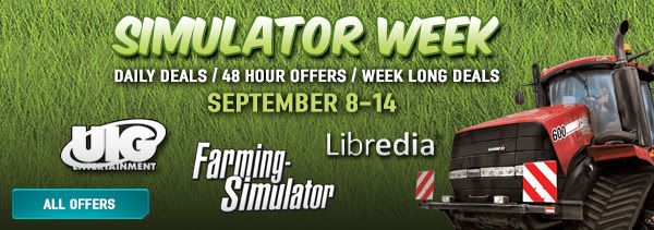 Simulator Week su @GamersGate