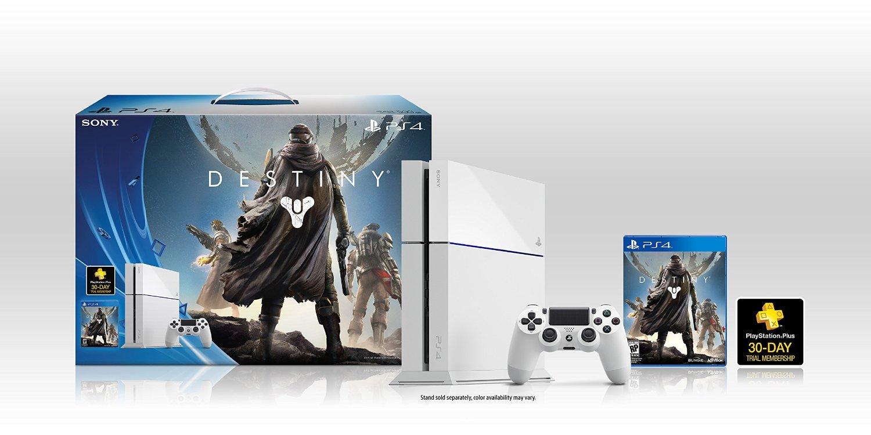 Nel Regno Unito PlayStation 4 continua ad essere trainata da Destiny