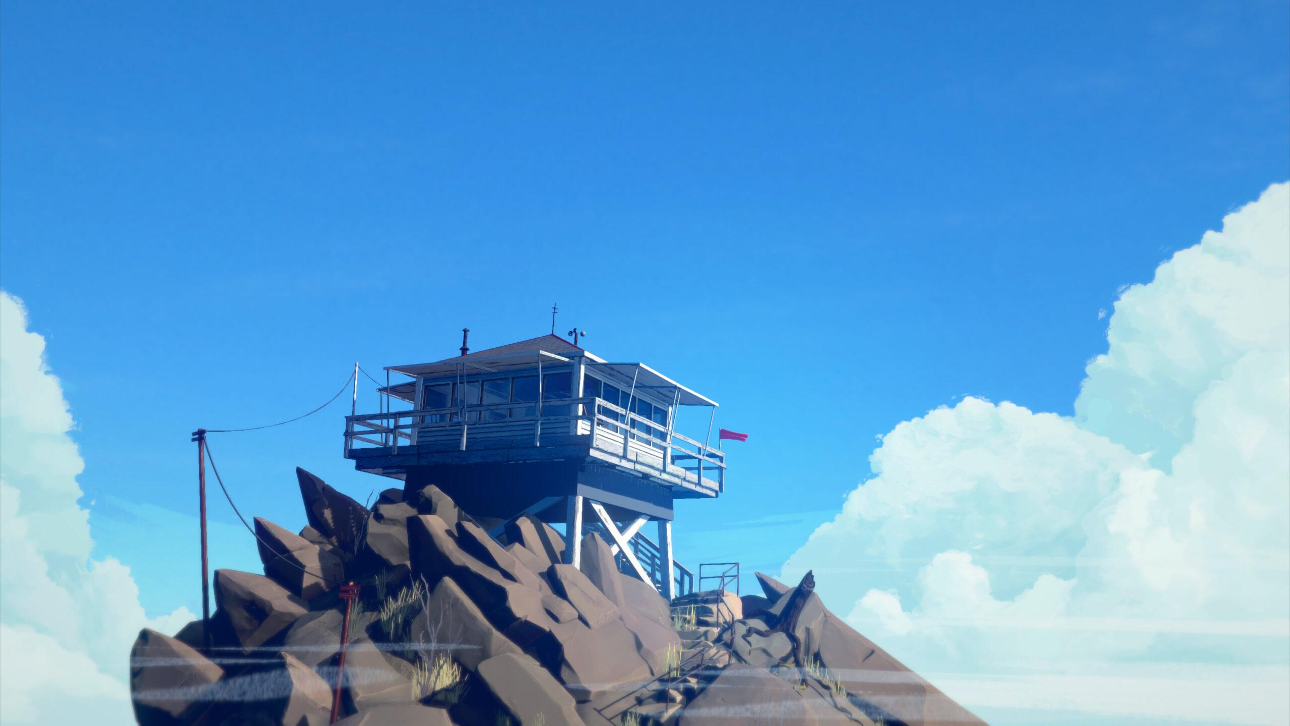Il primo video di gameplay per Firewatch, primo gioco dei Campo Santo