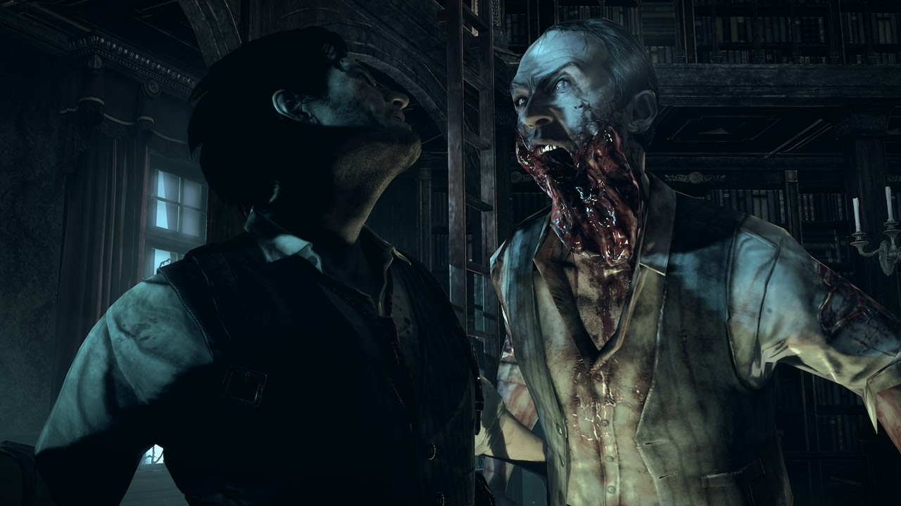 #TGS14: The Evil Within