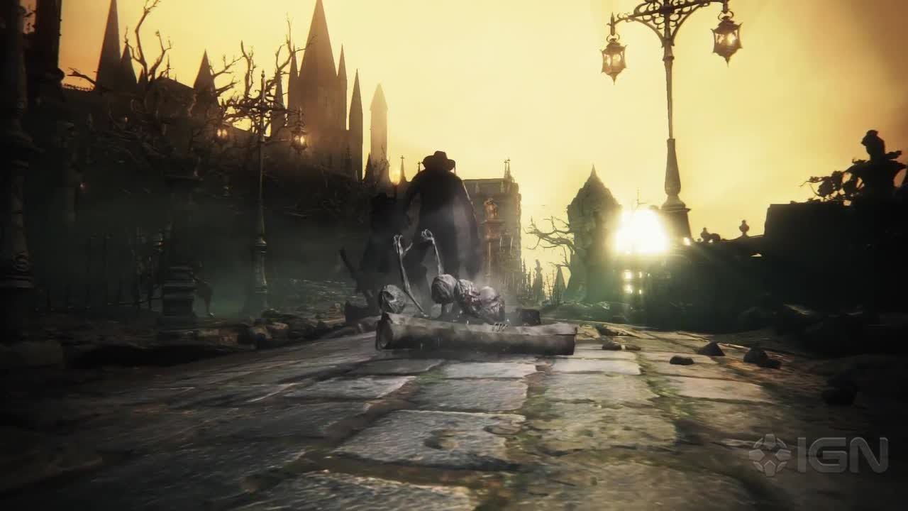 #TGS14: Bloodborne