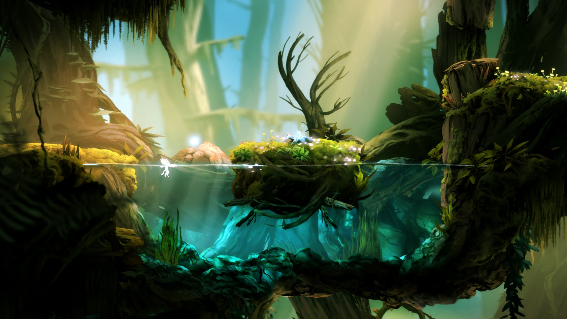 #TGS14: Ori and the Blind Forest