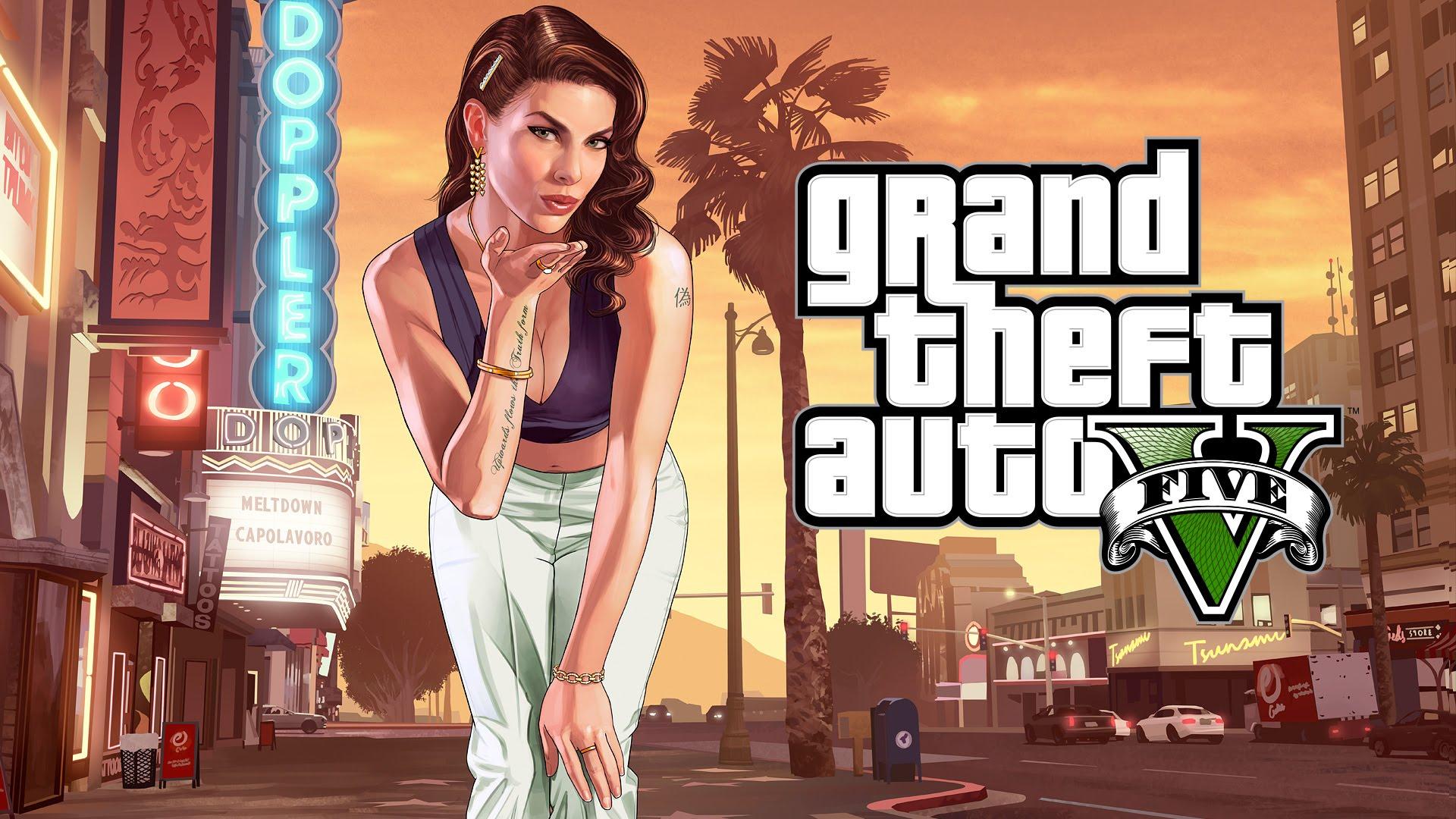 GTA V, il trailer delle versioni next-gen