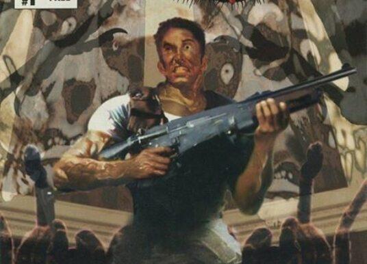 La copertina del primo Resident Evil e le sue ispirazioni
