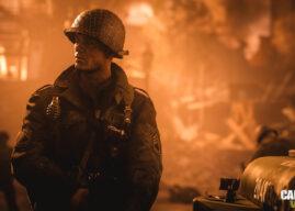 Call of Duty: WWII in cima alle classifiche UK e francesi