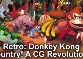 #VIDEO: DF Retro – Donkey Kong Country + Killer Instinct – A 16-Bit CG Revolution!