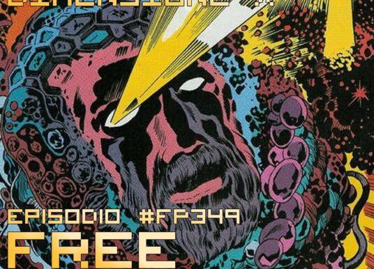 Free Playing #FP349: SIMONE NELLA DIMENSIONE X